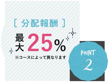 nonaka(ノナカ)のメリット2
